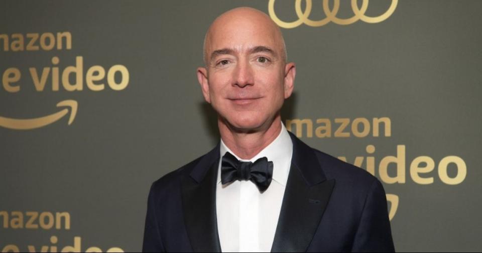 Actualidad: La titánica fortuna de Jeff Bezos continua su ascenso