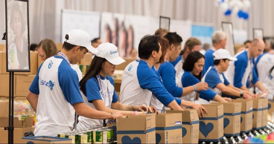 Empresas: USANA Malasia realiza donativo de apoyo contra el coronavirus