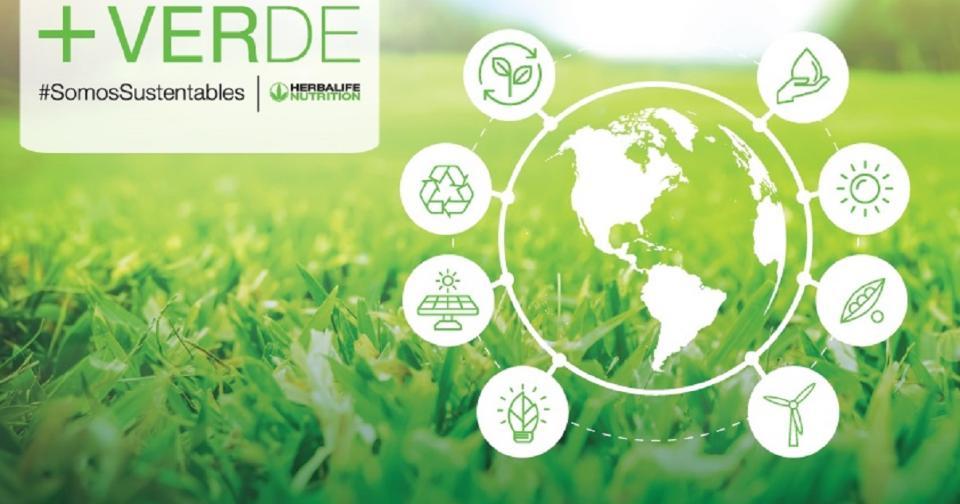 Empresas: + Verde: la campaña de Herbalife Nutrition a favor de la sustentabilidad