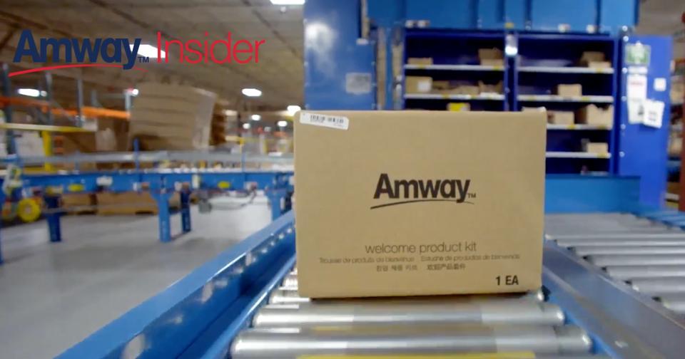 Empresas: Amway India planea volver a operar el 90 % de sus negocios para el mes de julio