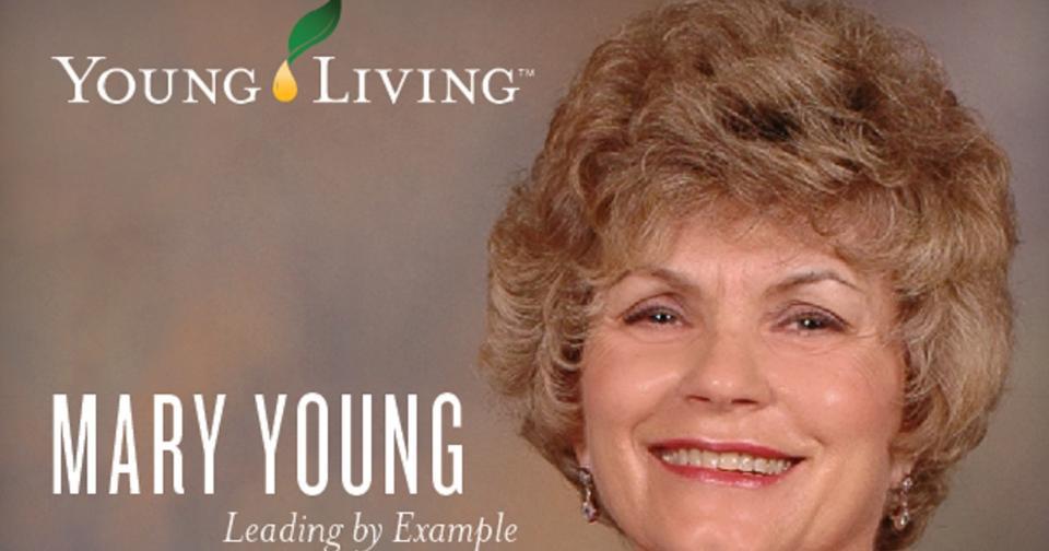 Actualidad: Directora Ejecutiva de Young Living recibe el premio al CEO del año 2020