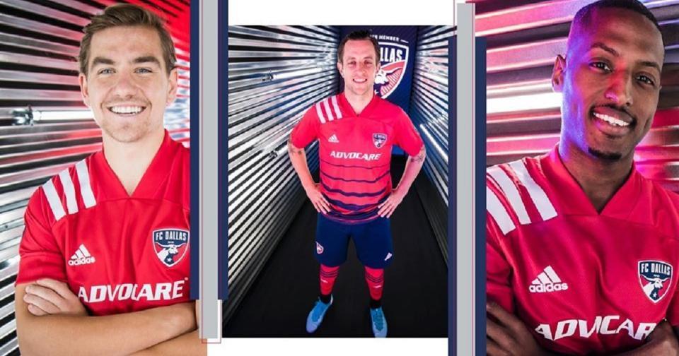 Actualidad: El FC Dallas anuncia a AdvoCare como primer socio de parches de manga
