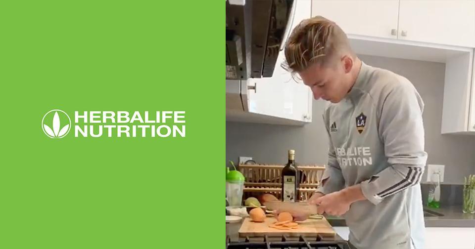 Empresas: Herbalife Nutrition une fútbol y cocina en un novedoso concurso