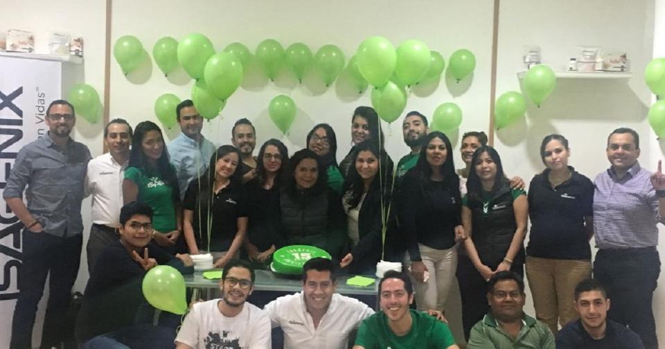 Empresas: Isagenix comenzó sus producciones en territorio mexicano