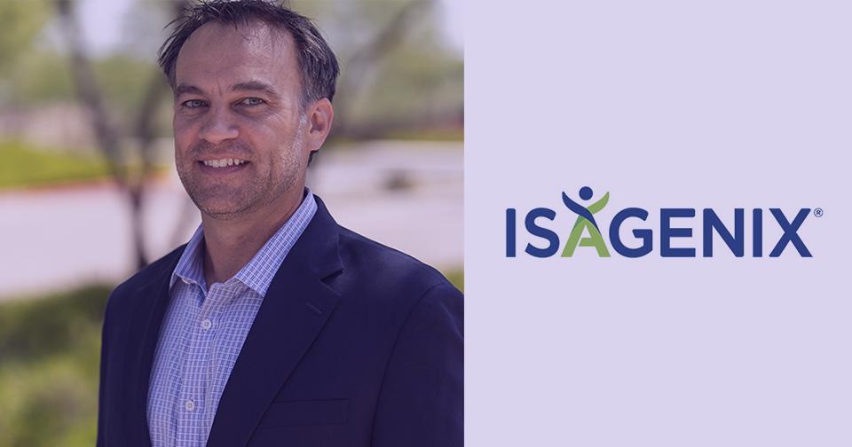 Empresas: Isagenix nombra un nuevo vicepresidente de operaciones