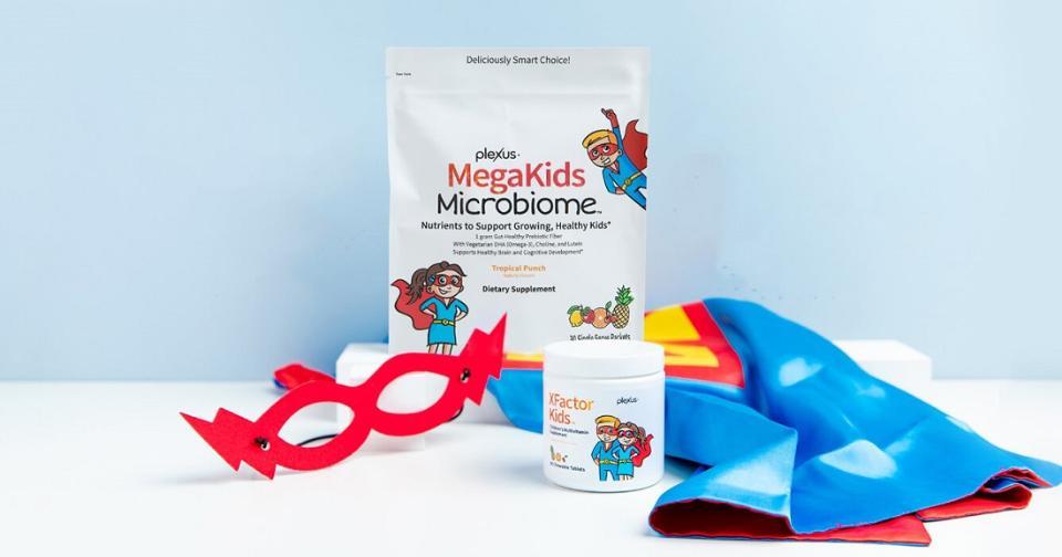 Empresas: Kids Essentials la nueva colección de Plexus Worldwide