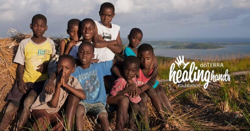 Empresas: La Fundación doTERRA Healing Hands cumple 10 años de fundada