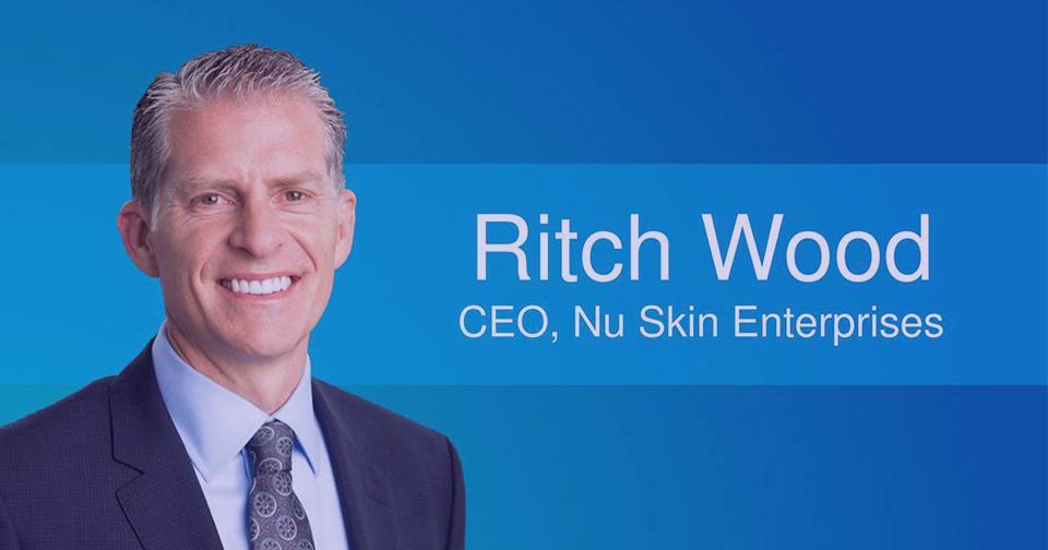 Empresas: Nu Skin se refiere al abuso contra la comunidad afroamericana a través de su CEO Ritch Wood