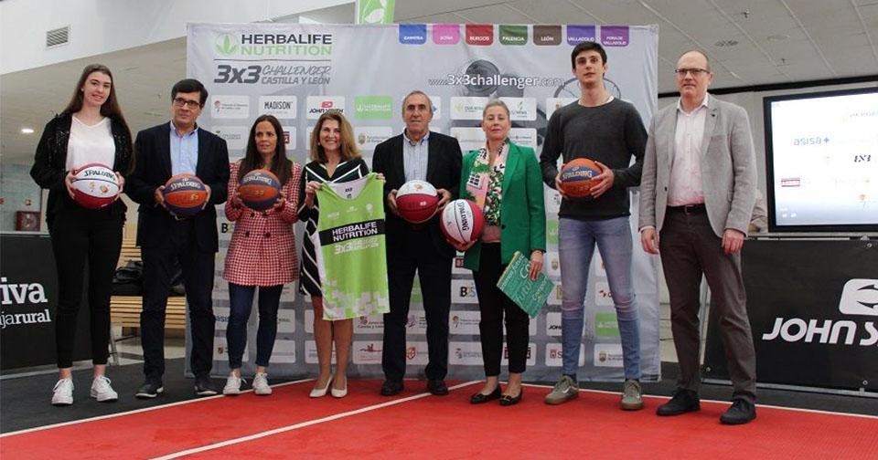 Empresas: Herbalife Nutrition auspiciará torneo de básquet 3X3 en España