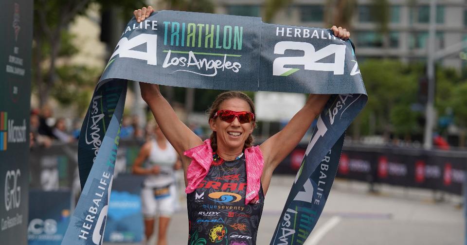 Empresas: Herbalife Nutrition cancela hasta nuevo aviso sus eventos de triatlón en Los Ángeles.