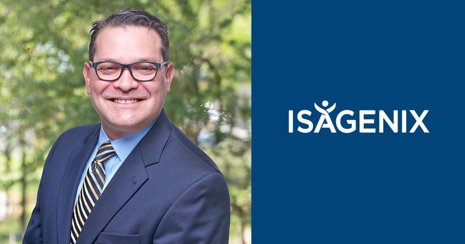 Empresas: Isagenix realiza el nombramiento de su nuevo CIO