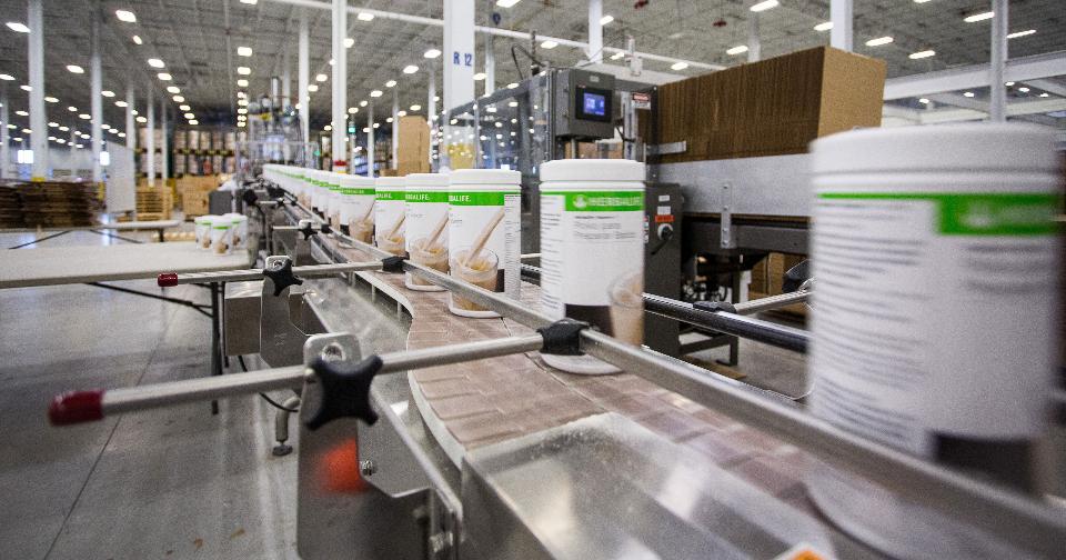 Empresas: La calidad de los productos Herbalife está más que demostrada
