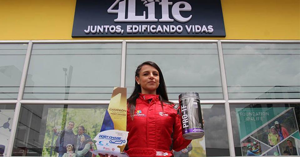 Empresas: Team 4Life Colombia acoge a un nuevo miembro