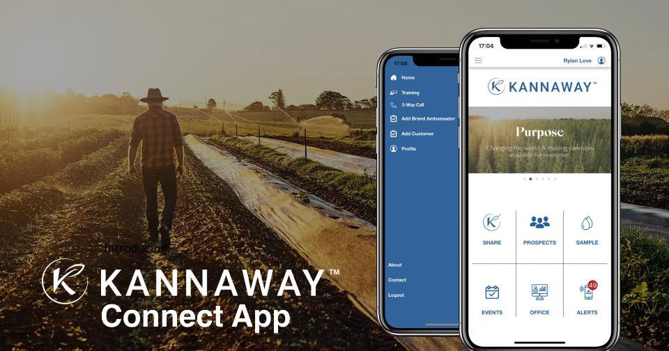 Empresas: Kannaway Connect: la forma más fácil de expandir tu negocio