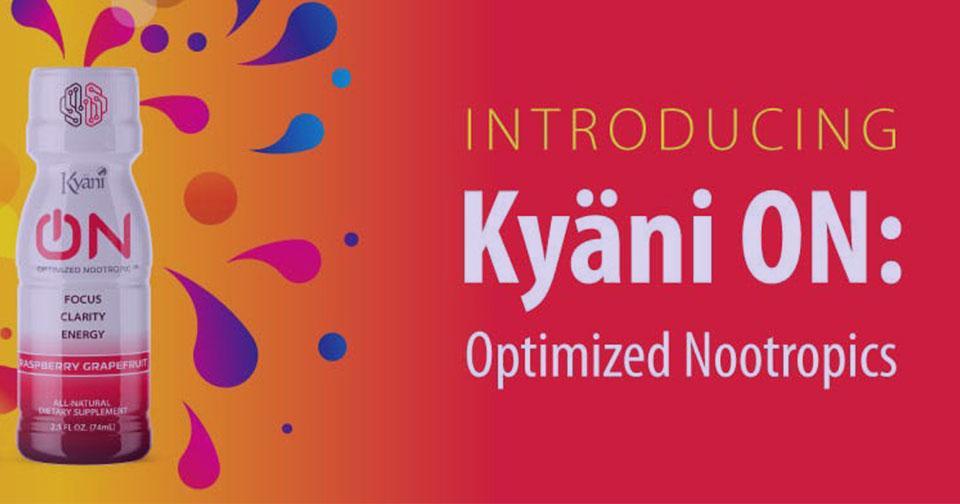Empresas: Kyäni ON: la bebida energética que marca la diferencia