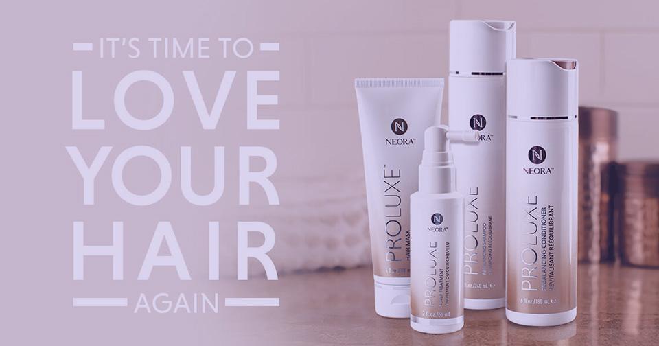 Empresas: Llega al mercado ProLuxe, el nuevo sistema de tratamiento del cabello de Neora