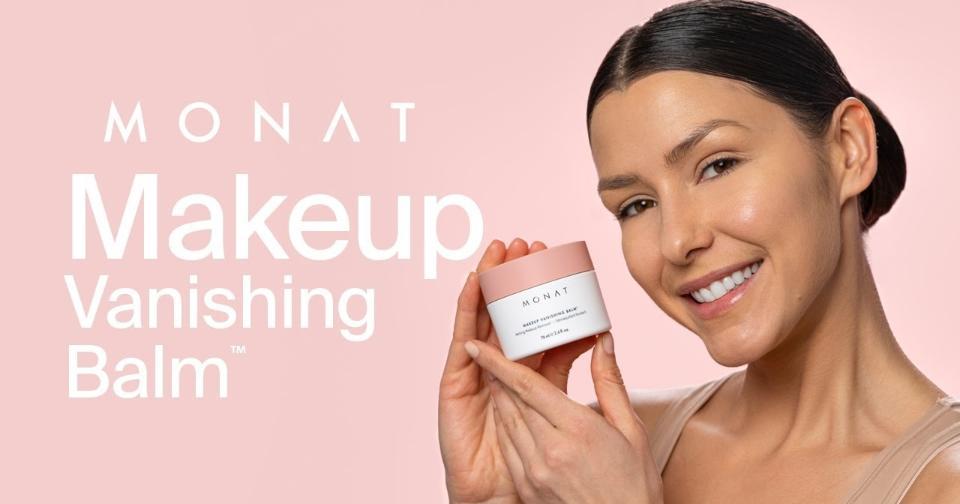 Empresas: Makeup Vanishing Balm: el nuevo producto de MONAT Global
