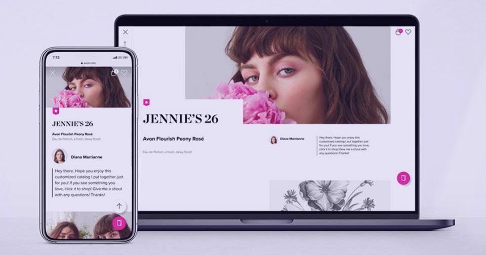 Empresas: New Avon anuncia nuevo catálogo digital