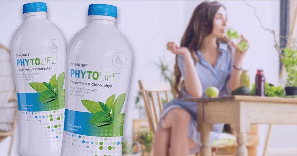 Empresas: Synergy Worldwide presenta Synergy V3: Chlorophyll Edition