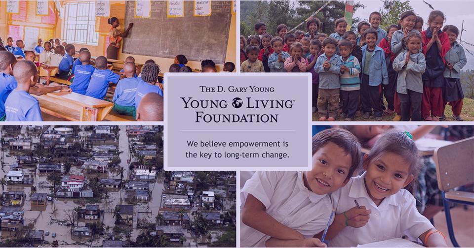 Empresas: Young Living es reconocido por su compromiso social