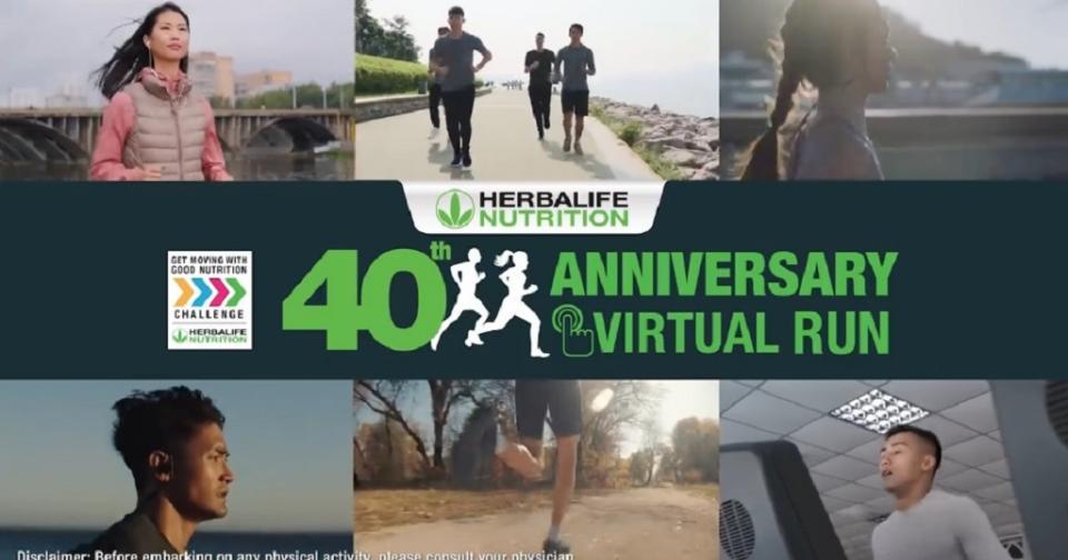 Empresas: Atleta olímpica se une a Herbalife Nutrition para inspirar una vida activa y saludable