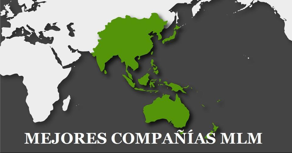Generales: Conoce las empresas MLM más exitosas en la región asiática