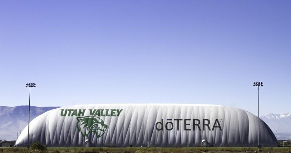 Actualidad: El obsequio de doTERRA a la Universidad del Valle de Utah rinde sus beneficios
