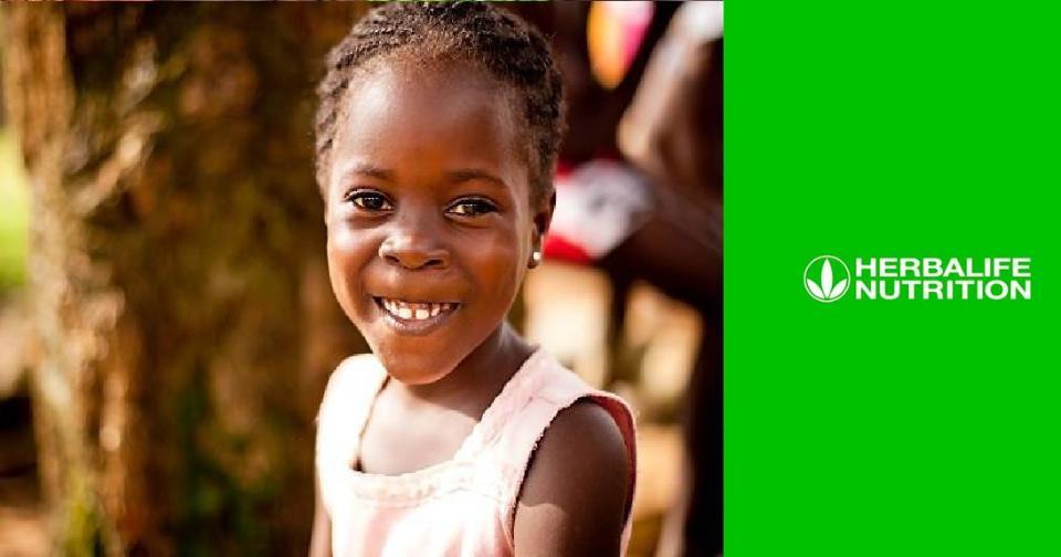 Empresas: Herbalife Nutrition dona alimentos a través de su Fundación para los niños en Ghana