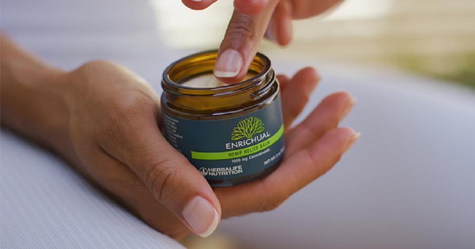 Empresas: Herbalife Nutrition lanza nueva línea para el cuidado de la piel enriquecida con cannabinoides