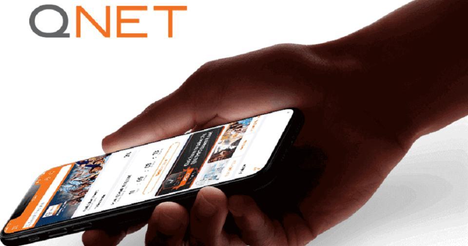 Tecnología: La actualización aplicación para móvil de QNET ya está disponible