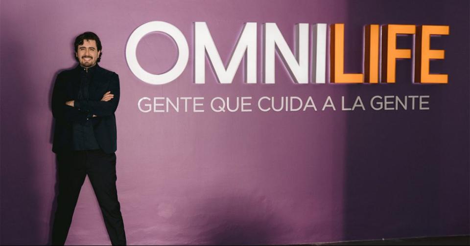 Empresas: Las estrategias de Amaury Vergara para recuperar el esplendor del Grupo Omnilife