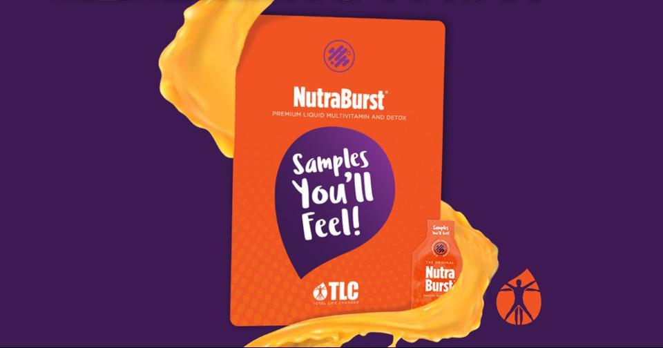 Viral: NutraBurst Trial Size: cambiando la forma de hacer negocios
