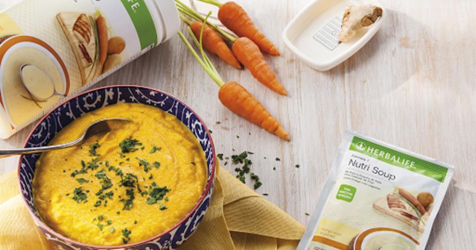 Empresas: Nutri Soup: la nueva invitación de Herbalife Nutrition para una cena diferente