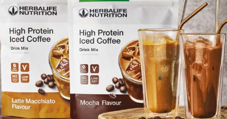 Empresas: Premio MH Healthy Foods 2020: High Protein Iced Coffee de Herbalife Nutrition