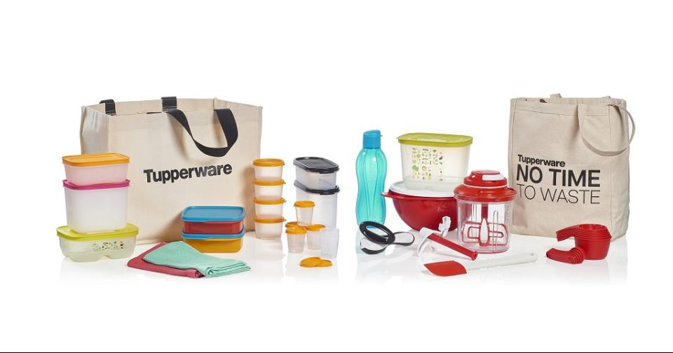 Empresas: Tupperware invierte en materiales biodegradables para expandir el uso de Eco +