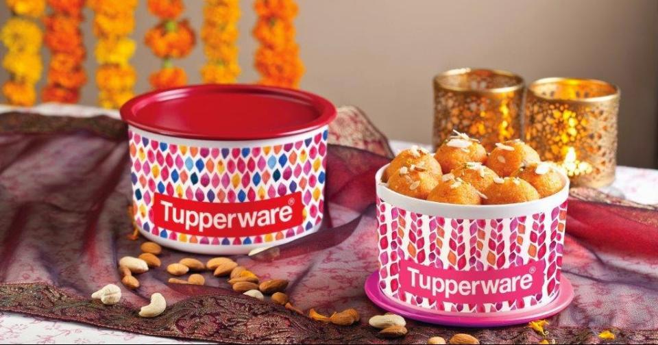 Empresas: Tupperware lanza una nueva gama de regalos para las fiestas
