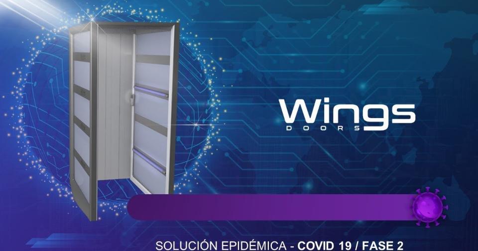Actualidad: Wings Mobile saca una nueva línea de productos especializada para combatir el COVID-19