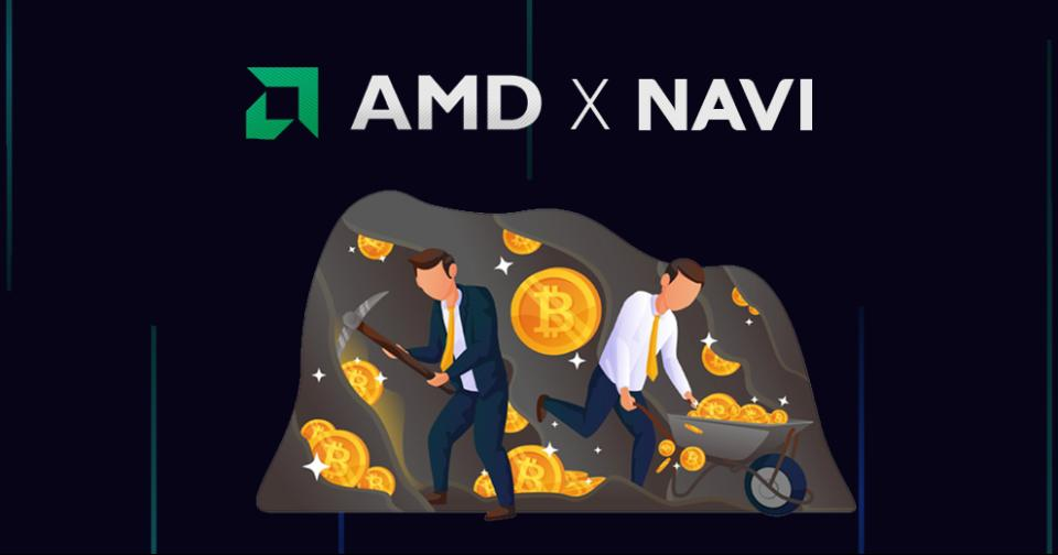 Tecnología: AMD centra su próxima creación en la industria de las criptomonedas