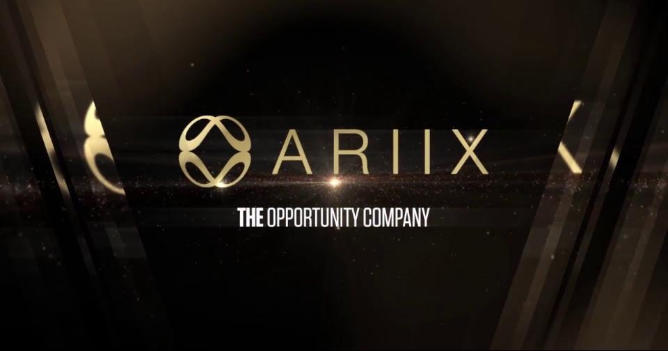 Empresas: ARIIX recibe el Gran Premio a los logros dentro de la industria del consumidor