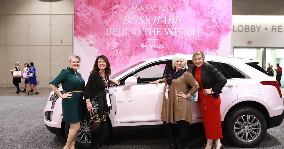 Empresas: Cadillac Rosa: el símbolo del éxito definitivo en Mary Kay Inc