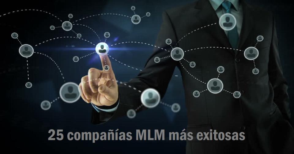 Generales: Conoce las 25 empresas de venta directa más exitosas del momento