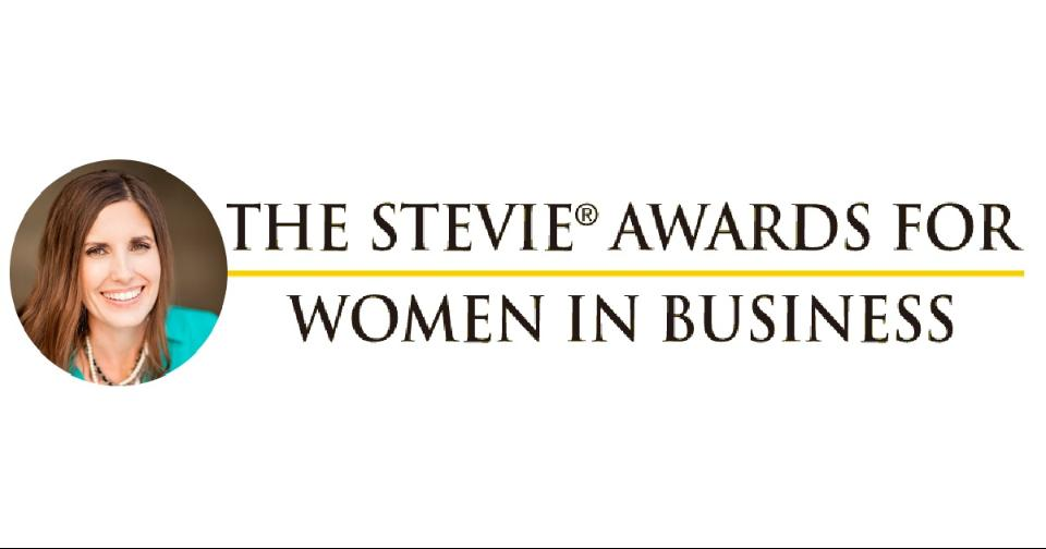 Empresas: Deanna Latson de ARIIX recibe su décimo galardón en los Premios Stevie 2020