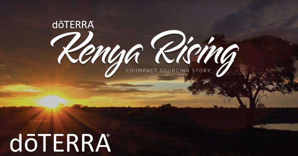 Empresas: doTERRA crea un programa para financiar a los pequeños agricultores en Kenia