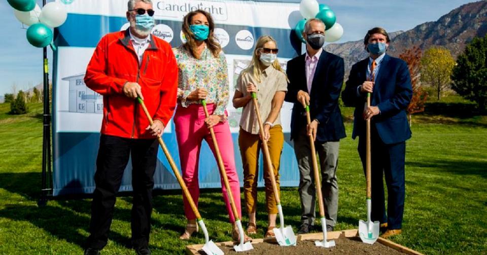 Empresas: dōTERRA da inicio a un nuevo proyecto de vivienda para las personas sin hogar en Utah