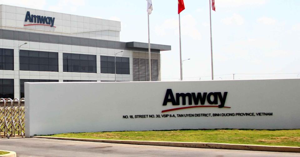 Actualidad: El gigante de venta directa, Amway Vietnam, fomenta el desarrollo sostenible