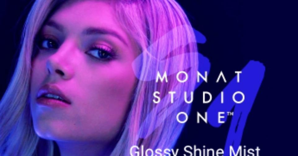 Empresas: Glossy Shine Mist, la novedad de MONAT STUDIO ONE ™