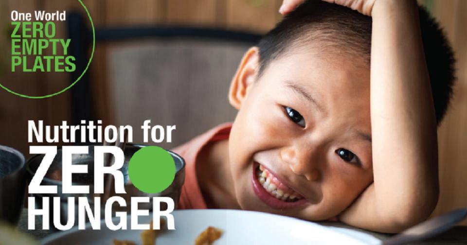 Empresas: Herbalife Nutrition en camino a cumplir su propósito de Zero Hunger