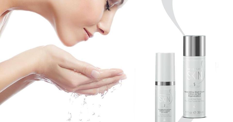 Empresas: Herbalife se centra en los suplementos para el cuidado personal de la piel