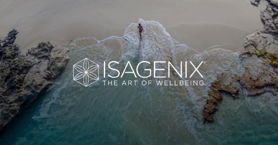 Empresas: Isagenix es nombrada una de las 10 empresas más saludables por tercer año consecutivo