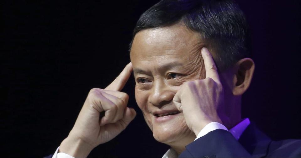 Criptomonedas: Jack Ma, el empresario que defiende las criptomonedas